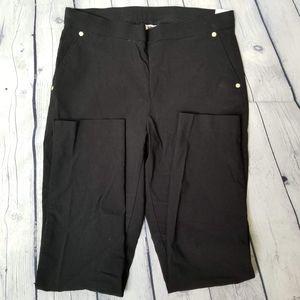Anne Klein stretchy dress pants